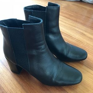 Zara ankles boots